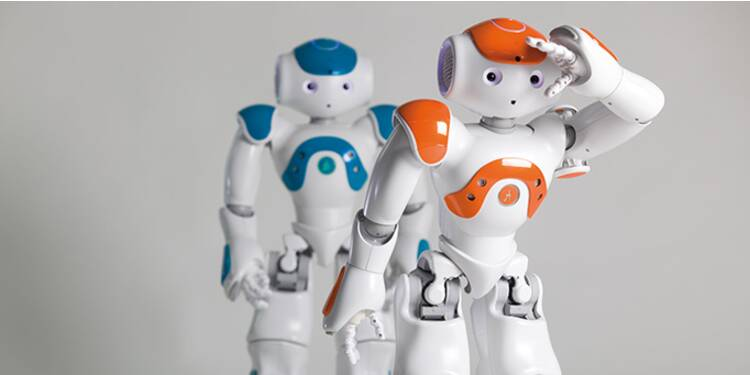 Moi, Nao, le robot made in France