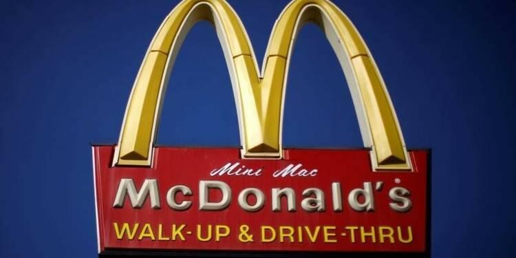 McDonald's déçoit avec ses ventes aux Etats-Unis