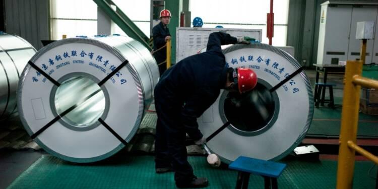 """Acier: les Etats-Unis appellent Pékin à réduire ses surcapacités qui """"faussent le marché"""""""