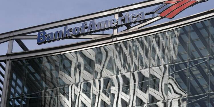 Baisse de 18% du bénéfice trimestriel de Bank of America