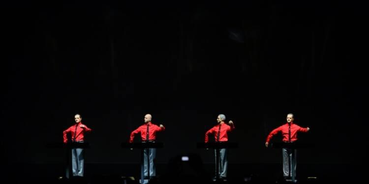 Allemagne: Kraftwerk perd une bataille juridique sur ses droits d'auteur