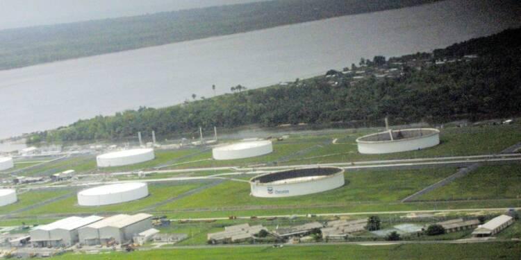 Explosion pétrolière au Nigeria: Chevron perd 35.000 barils/jour