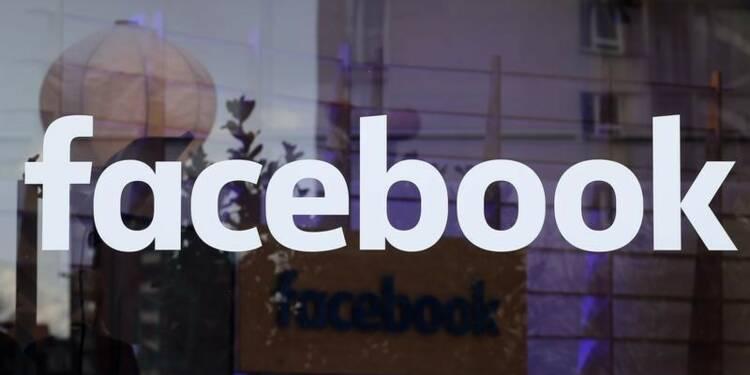 Bond de 51,9% du CA de Facebook avec la publicité