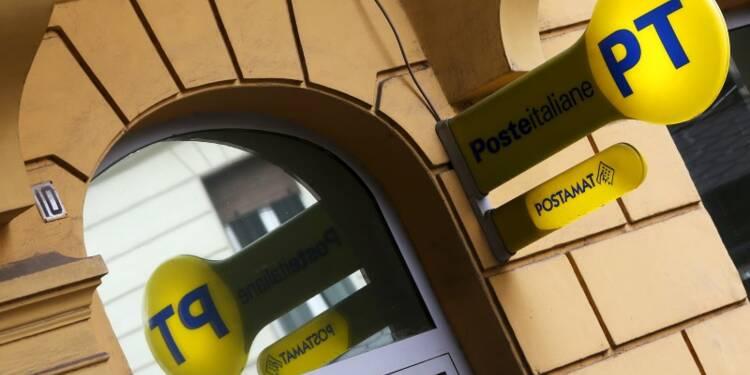 L'Etat italien va placer 30% de Poste Italiane sur le marché