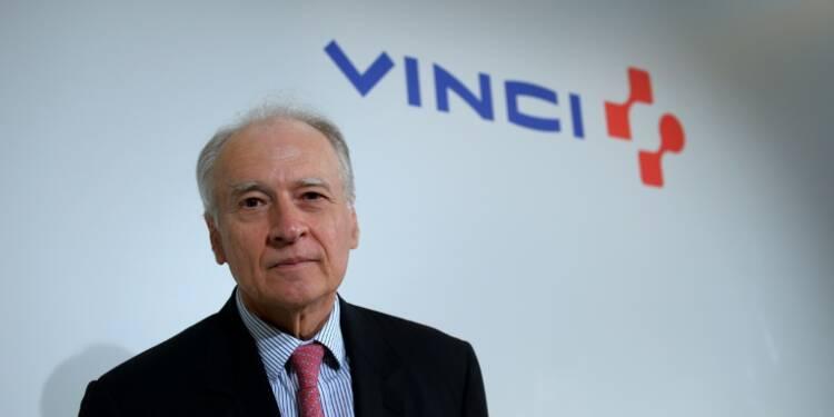 Vinci devient concessionnaire au Pérou pour environ 1,5 milliard d'euros