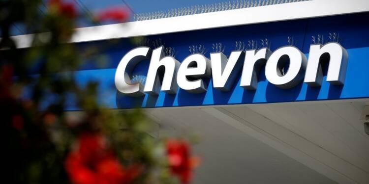 Chevron affiche sa perte trimestrielle la plus marquée en 15 ans