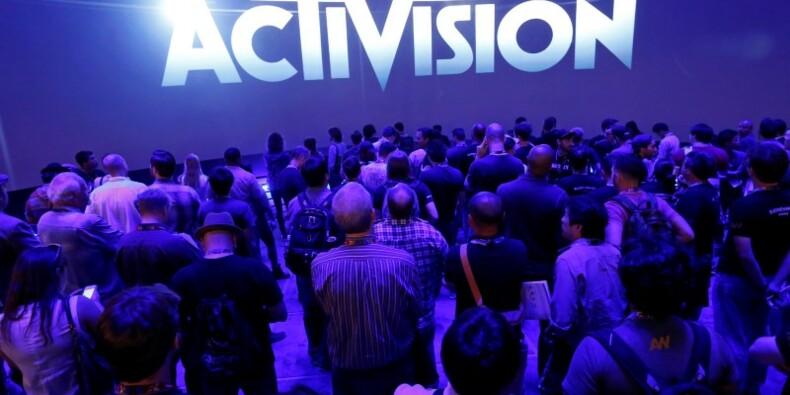 """Activision porté par """"Overwatch"""" et """"Candy Crush"""""""