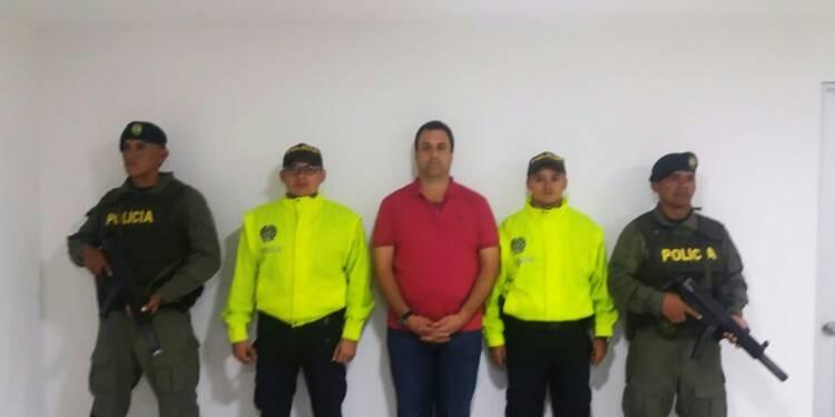 """La Colombie extradera vers les USA """"l'homme le plus recherché au monde pour blanchiment d'argent"""""""