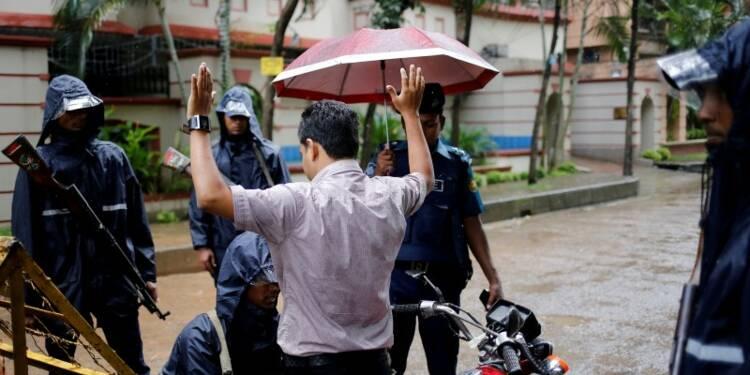 A Dacca les tireurs étaient Bangladais, cinq connus de la police