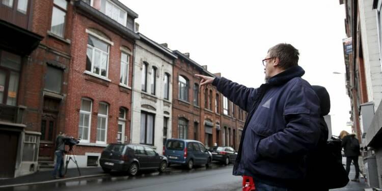 Trois logements des tueurs de Paris identifiés en Belgique