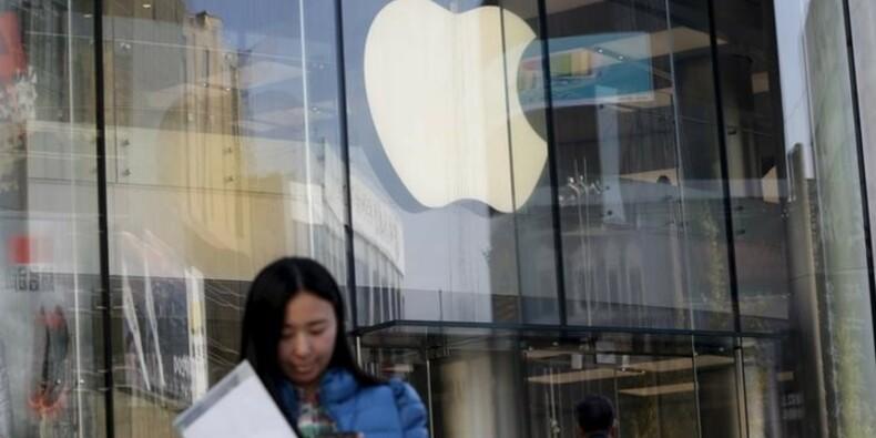 La vente de livres et de films par Apple en Chine hors service