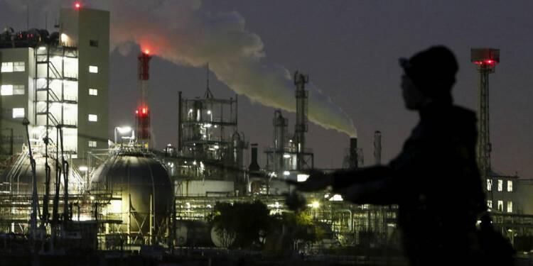 Forte contraction de l'activité manufacturière au Japon