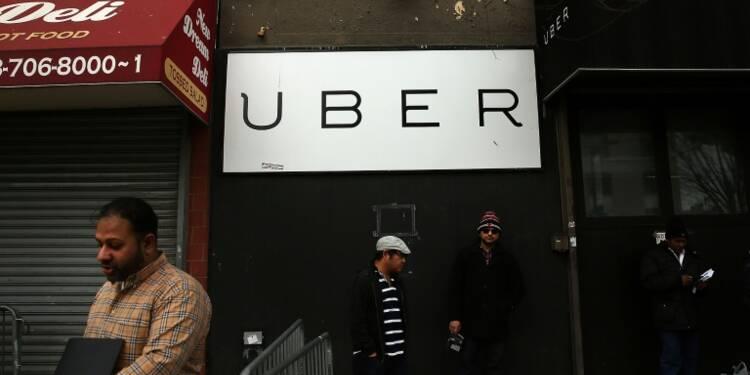 Uber reconnaît une organisation représentant ses chauffeurs à New York