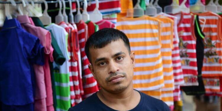 """Bangladesh: """"Des Rana Plaza partout"""", le danger rôde toujours dans les ateliers textiles"""