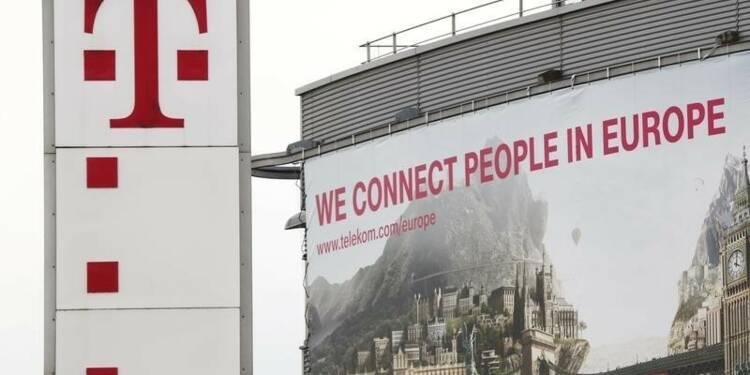 Hausse de l'Ebitda de Deutsche Telekom au 1er trimestre