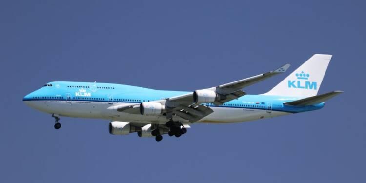 Les pilotes de KLM menacent d'aller en justice sur les retraites