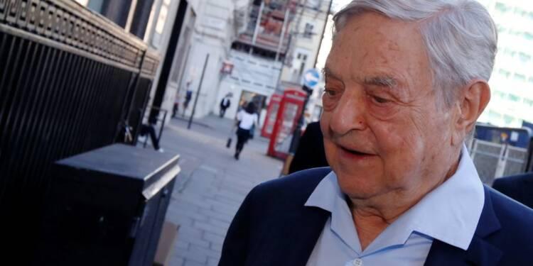 George Soros pour une reconstruction de l'UE après le Brexit