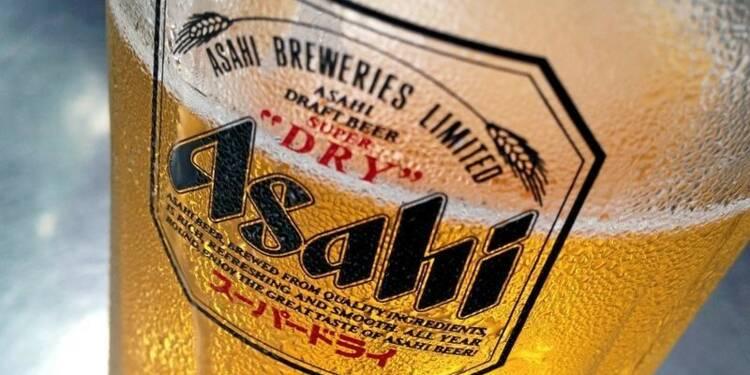 Asahi confirme un accord pour racheter Grolsch, Peroni