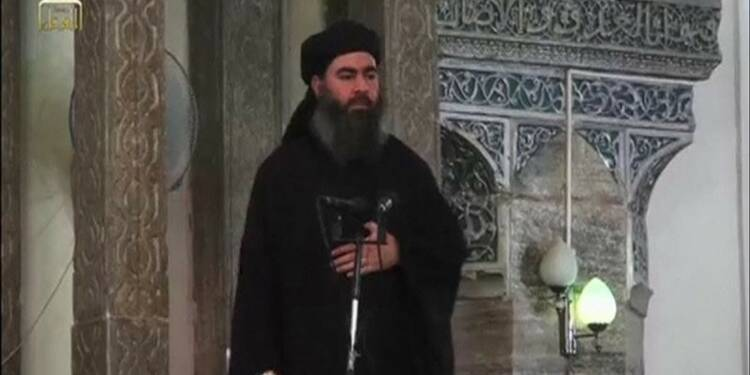 Abou Bakr al Baghdadi dément que l'Etat islamique soit affaibli