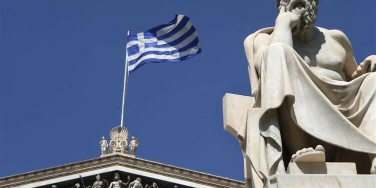 Réunion de l'Eurogroupe sur la Grèce le 9 mai