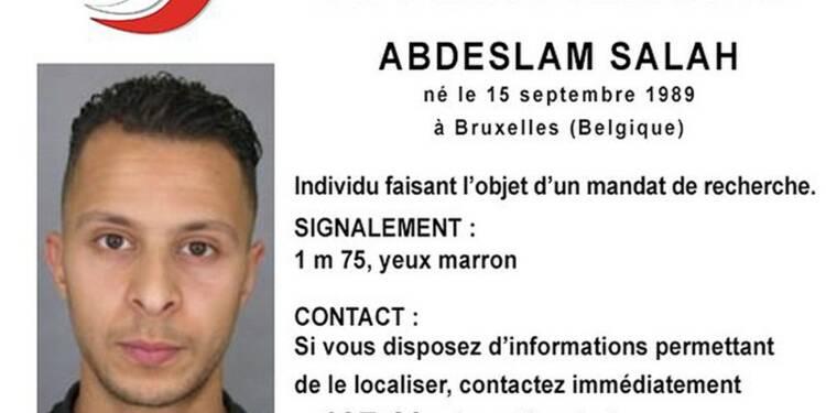 Salah Abdeslam aurait échappé mi-novembre à la police belge