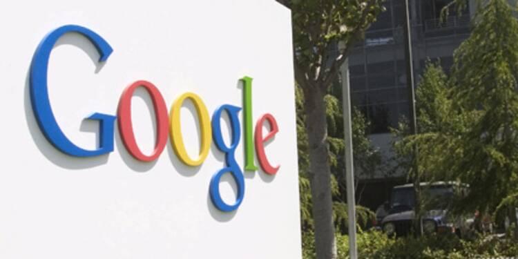 Google a divisé par deux son action pour renforcer le pouvoir de ses dirigeants