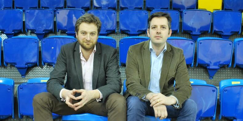 Bertrand de Roquefeuil et Hugues Charmet : ils offrent des places pour le match