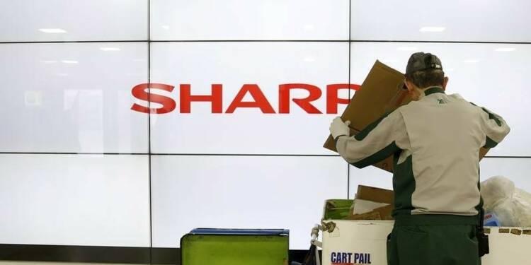 Le rachat de Sharp par Foxconn conclu la semaine prochaine