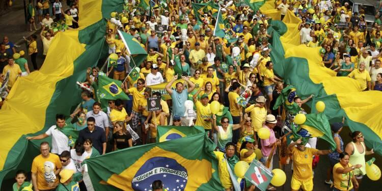 10 chiffres pour comprendre pourquoi le Brésil est un géant en crise