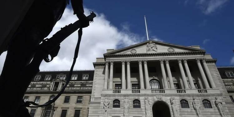 RPT-Le BoE prévient des conséquences d'un Brexit