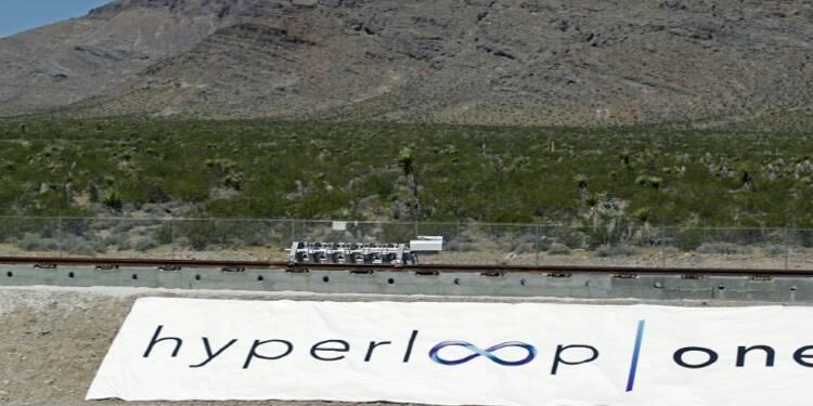 Avec Hyperloop, la SNCF se projette dans l'ère de l'après TGV