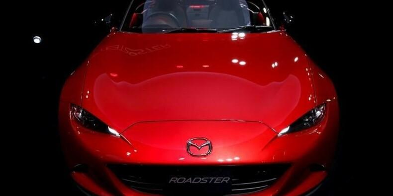 Les résultats de Mazda affectés par les taux de change