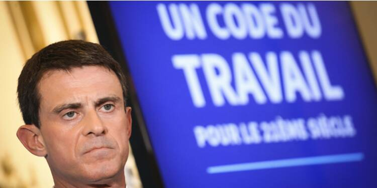 Réforme du travail : Valls monte au créneau, les syndicats préparent leur riposte