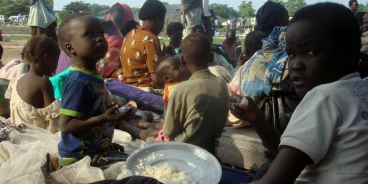 36.000 civils déplacés par les combats au Soudan du Sud