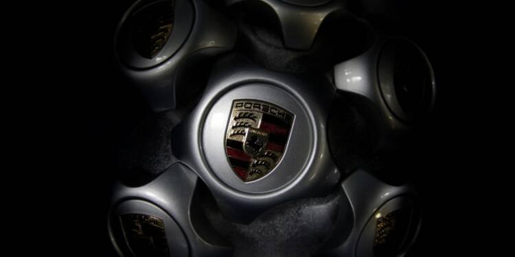 VW et Porsche rappellent 800.000 véhicules