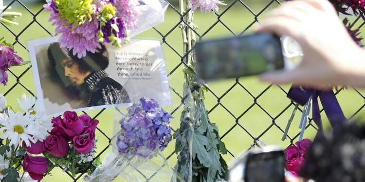 Prince a été incinéré pendant une cérémonie privée