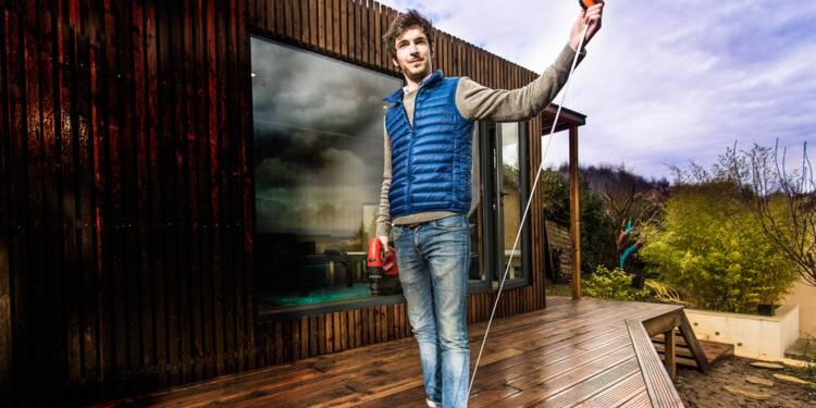 Alexandre Gioffredy : il dépose des studios au fond de nos jardins