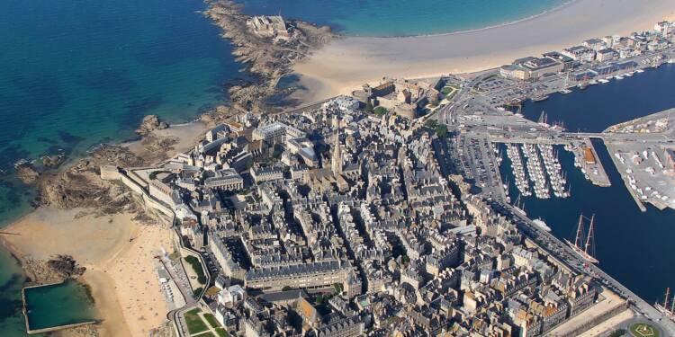 Les prix des résidences secondaires dans 60 villes du littoral Manche-Atlantique