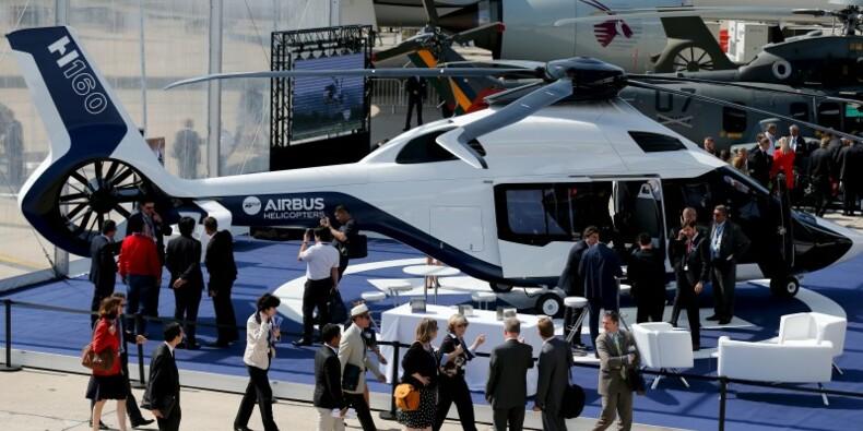 Baisse des commandes et livraisons d'Airbus Helicopters en 2015