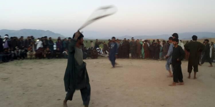 Dans le Sud afghan, on fête une récolte de pavot exceptionnelle
