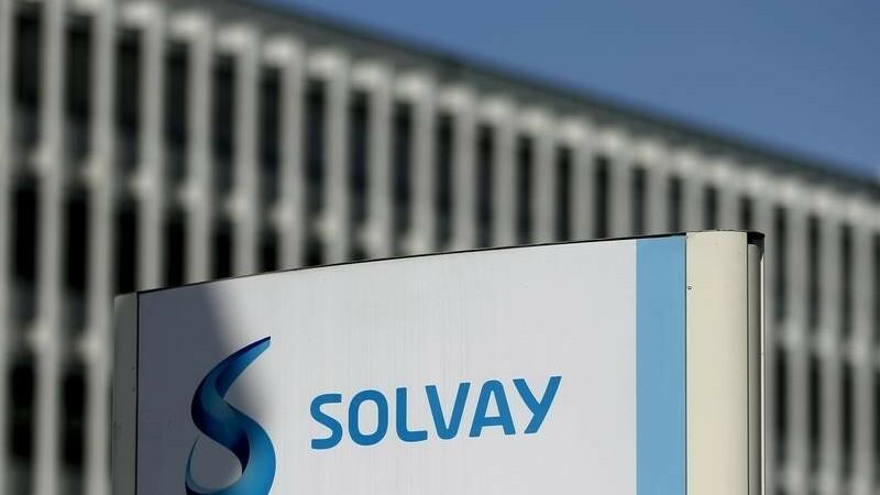 Le marché salue les prévisions de Solvay