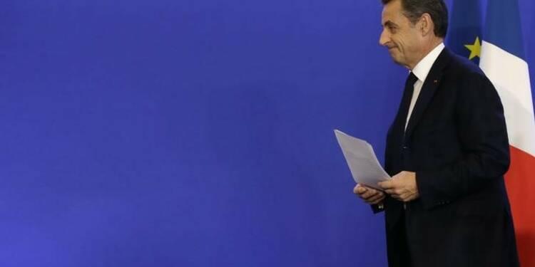 Nicolas Sarkozy attaque l'exécutif dans ses voeux aux Français