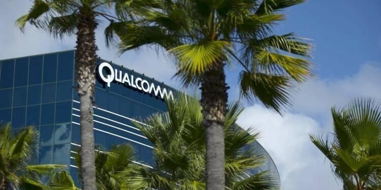 Qualcomm prévoit un bénéfice trimestriel inférieur aux attentes