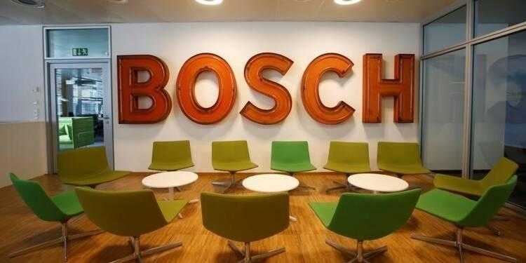 Bosch accusé de complicité dans le scandale des émissions