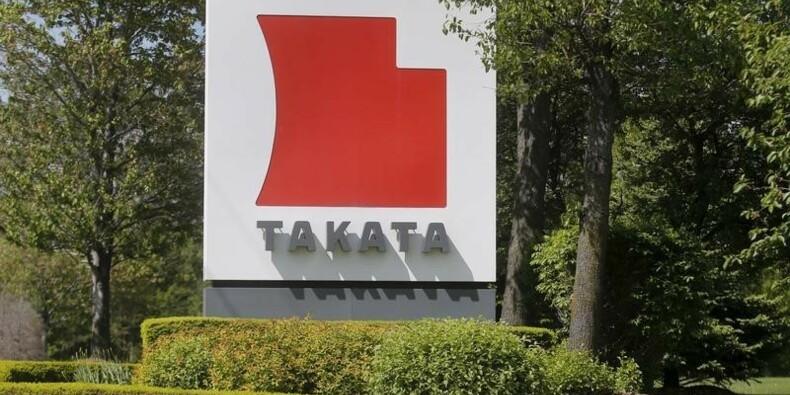85 millions d'airbags Takata pourraient être rappelés aux USA