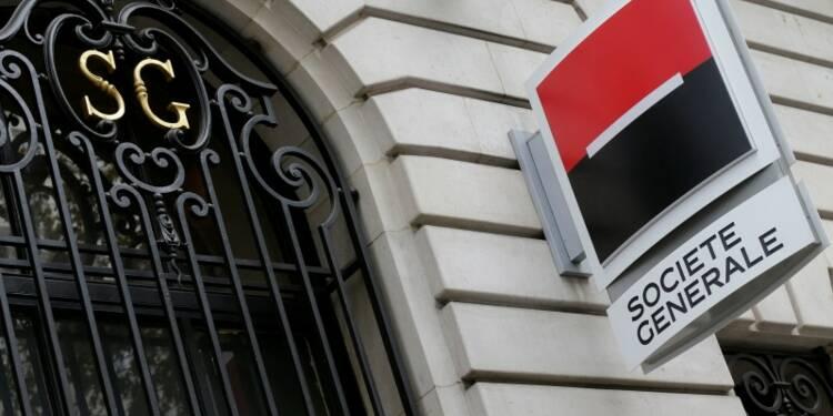Société générale craint pour sa rentabilité et dévisse en Bourse