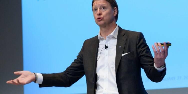 Ericsson remercie son directeur général, Hans Vestberg