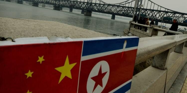 La Chine impose des restrictions commerciales contre la Corée du Nord