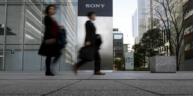 Le bénéfice d'exploitation de Sony bat le consensus