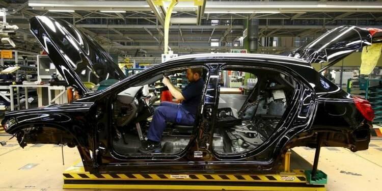 Baisse inattendue de la production industrielle allemande en mai